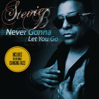 Thumbnail for the Stevie B - Never Gonna Let You Go link, provided by host site