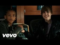 Thumbnail for the Justin Bieber - Never Say Never link, provided by host site