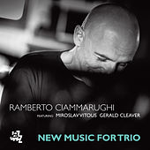 Thumbnail for the Gerald Cleaver - New Music For Trio link, provided by host site