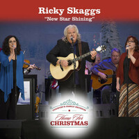Thumbnail for the Ricky Skaggs - New Star Shining link, provided by host site
