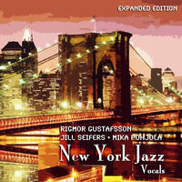 Thumbnail for the Rigmor Gustafsson - New York Jazz Vocals (Expanded Edition) link, provided by host site