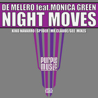 Thumbnail for the De Melero - Night Moves - Mr. Claude-Gee Remix link, provided by host site