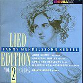 Thumbnail for the Anne Grimm - No. 1. Voglein in den sonn'gen Tagen link, provided by host site