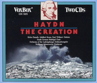 Thumbnail for the Helen Donath - No. 9 Recitative; Uriel - Und Die Himmlischen Heerscharen (and The Heavenly Hosts) link, provided by host site