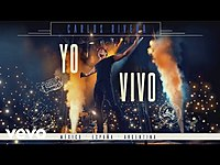 "Thumbnail for the Carlos Rivera - No Llores Más (En Vivo)[""Yo Creo"" Tour] (Cover Audio) link, provided by host site"