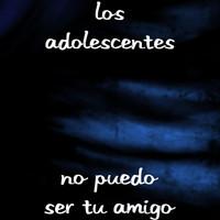 Thumbnail for the Adolescent's Orquesta - No Puedo Ser Tu Amigo link, provided by host site