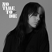 Thumbnail for the Billie Eilish - No Time To Die link, provided by host site