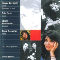Thumbnail for the Noemi Nadelmann - Noëmi Nadelmann Sings Gershwin and Porter link, provided by host site