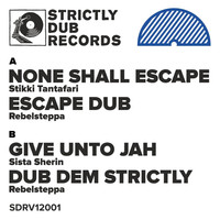 Thumbnail for the Stikki tantafari - None Shall Escape / Give Unto Jah link, provided by host site