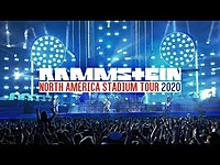 Thumbnail for the Rammstein - North America Stadium Tour 2020 (On Sale Friday) link, provided by host site
