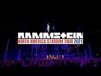 Thumbnail for the Rammstein - NORTH AMERICA STADIUM TOUR RESCHEDULED TO 2021! link, provided by host site