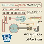 Thumbnail for the Pennsylvania All-State Chorus - Not Alone link, provided by host site