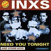 Thumbnail for the INXS - Not Enough Time link, provided by host site