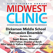 Thumbnail for the Dickerson Middle School Percussion Ensemble - Not Far from Here (Version for Percussion Ensemble) link, provided by host site