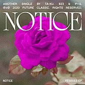 Thumbnail for the Ta-ku - Notice (Remixes) link, provided by host site