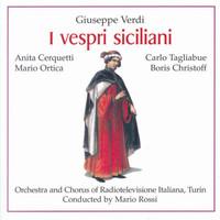Thumbnail for the Orchestra Sinfonica e Coro di Torino della RAI - O donna! O donna! (I vespri siciliani) link, provided by host site