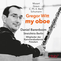 Thumbnail for the Johann Gottlieb Graun - Oboe Concerto in C Minor: II. Affettuoso link, provided by host site