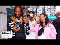 Thumbnail for the Cardi B - & Offset Welcome A Baby Boy, Their Second Child Together   Billboard News link, provided by host site
