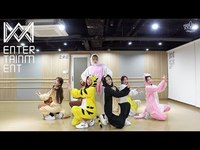 Thumbnail for the Oh My Girl - 오마이걸(OH MY GIRL) 불꽃놀이 (Remember Me)(Dance Practice Video)(Pajama ver.) link, provided by host site
