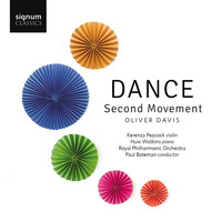 Thumbnail for the Oliver Davis - Oliver Davis: Dance, II. Second Movement link, provided by host site