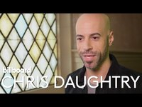 Thumbnail for the Chris Daughtry - On American Idol Finale link, provided by host site