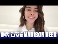 Thumbnail for the Madison Beer - On Her Debut Album 'Life Support' & Working link, provided by host site