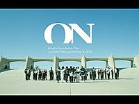 Thumbnail for the BTS - (방탄소년단) 'ON' Kinetic Manifesto Film : Come Prima link, provided by host site