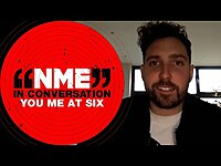 Thumbnail for the You Me At Six - On 'SUCKAPUNCH', recording in Thailand & sustainable touring | In Conversation link, provided by host site