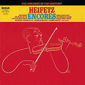 Thumbnail for the Jascha Heifetz - On Wings of Song, Op. 34, No. 2 link, provided by host site