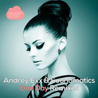 Thumbnail for the Andrey Exx - One Day (Remixes) link, provided by host site