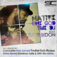 Thumbnail for the Chris Carter - One God The Deejay - ChrisCarter's Club Mix link, provided by host site