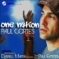 Thumbnail for the Darrell Martin - One Nation (Groovepusher Radio Mix) link, provided by host site