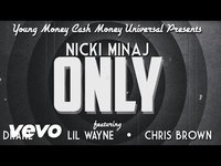 Thumbnail for the Nicki Minaj - Only link, provided by host site