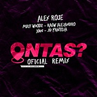 Thumbnail for the Alex Rose - Ontas? (Remix) link, provided by host site