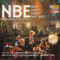 Thumbnail for the Nederlands Blazers Ensemble - Oost West Thuis Niet Best link, provided by host site