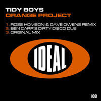 Thumbnail for the The Tidy Boys - Orange Project (Ross Homson & Dave Owens Remix) link, provided by host site
