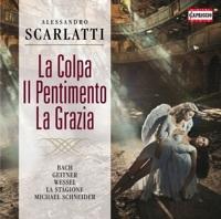 Thumbnail for the La Stagione Vocal Ensemble - Oratorio per la Passione di Nostro Signore Gesu Cristo: Part II: Qual rugiada (Grazia) link, provided by host site
