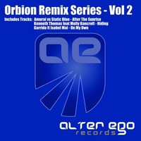 Thumbnail for the Orbion - Orbion Remix Series 02 link, provided by host site