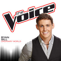 Thumbnail for the Ryan Sill - Ordinary World (The Voice Performance) link, provided by host site