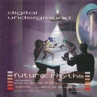 Thumbnail for the Digital Underground - Oregano Flow (Gumbo Soup Mix) link, provided by host site