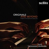 Thumbnail for the Piano Duo Takahashi | Lehmann - Originals and Beyond (Original Transcriptions for Piano Duo) link, provided by host site