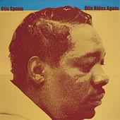 Thumbnail for the Otis Spann - Otis Rides Again link, provided by host site