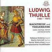 """Thumbnail for the Rainer Maria Klaas - Ouvertüre für Klavier aus """"Theuerdank"""", Op. 16, zweiter Akt: Vorspiel link, provided by host site"""