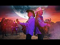 Thumbnail for the Bellamy Brothers - Over The Moon link, provided by host site