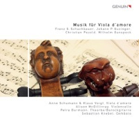 Thumbnail for the Anne Schumann - Overture in A major: VI. Gigue link, provided by host site