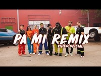 Thumbnail for the Dalex - Pa Mi (Remix) link, provided by host site