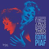 Image of Edith Piaf linking to their artist page due to link from them being at the top of the main table on this page