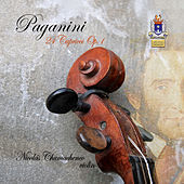 Thumbnail for the Nicolas Chumachenco - Paganini: 24 Caprices, Op. 1, MS 25 link, provided by host site