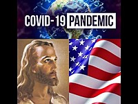 Thumbnail for the Larry D. Reid - Pandemic Update and Francis Scott Key's National Anthem and White Jesus PROTEST!!! link, provided by host site