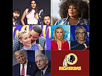 Thumbnail for the Larry D. Reid - Pandemic Updates, Lady Antebellum DRAMA, Redskins RENAMED, Will and Jada ENTANGLEMENT . link, provided by host site